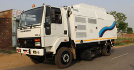 PYARA SINGH & SONS - Road sweeper, Mechanical sweeper, Vacuum sweeper, Truck and Vehicle mounted road sweeper, Tractor Towed, Tractor Trailed, Tractor Mounted, road sweeper, Road Cleaning Machine, Mechanical Broomer manufacturers